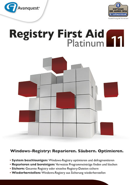 Registry First Aid Platinum [11.3.0 Build 2576] (2019/PC/Русский), RePack & Portable by TryRooM