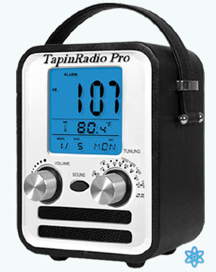 TapinRadio Pro [2.12] (2019/PC/Русский), RePack & Portable by TryRooM