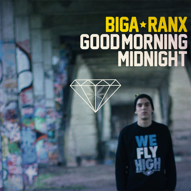 Biga Ranx - Good Morning Midnight (2013/MP3)