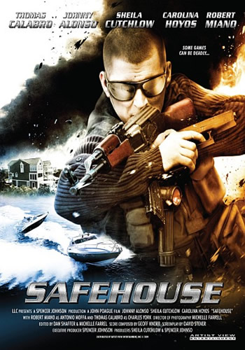 Ловушка / Safehouse (2008/ DVDRip)