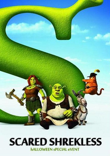Шрек Хэллоуин / Scared Shrekless (2010/ HDTVRip) | Перевод от Kerob