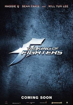 Король бойцов / The King of Fighters (2010/ DVDRip)