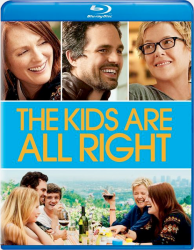 Дети в порядке / The Kids Are All Right (2010/ HDRip)