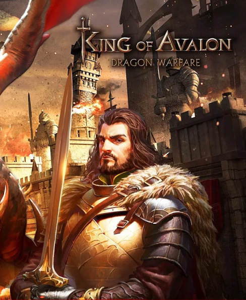 King of Avalon Dragon Warfare / Король Авалона Битва Драконов (2016/Android/Русский)