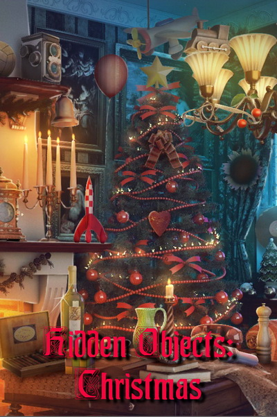 Hidden Objects Christmas (2017/Android/Русский)