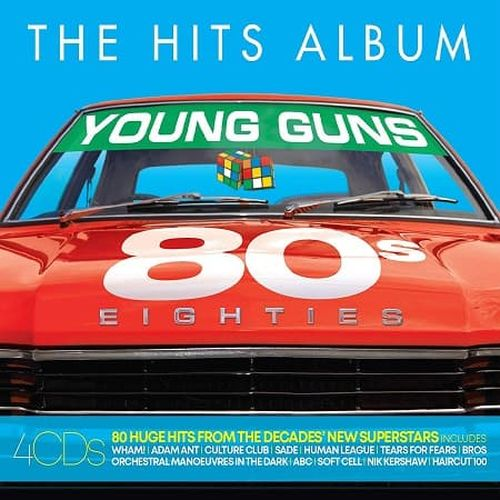 VA - The Hits Album: The 80s Young Guns [4CD] (2019) MP3