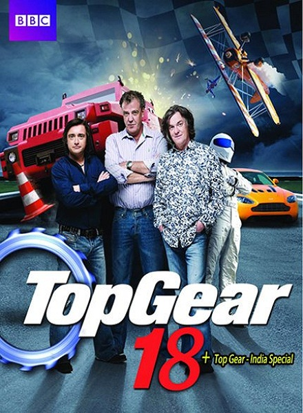 Топ Гир / Top Gear UK [18x06] (2012/HDTVRip)