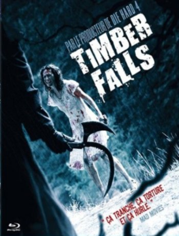 Чужой лес / Timber Falls (2007/BDRip)