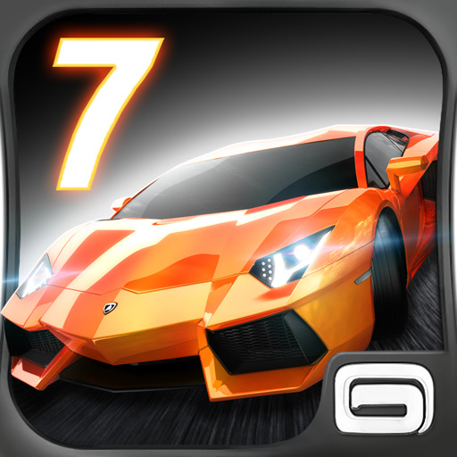 Asphalt 7 Heat [1.0.6] (2012/iPhone/iPod/iPad)