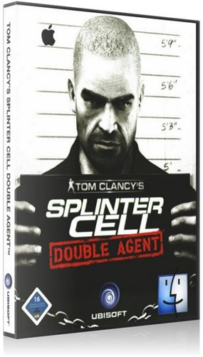 Tom Clancy's Splinter Cell Double Agent (2006/MAC/Русский)