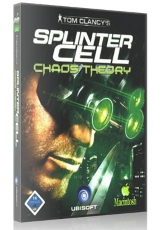 Splinter Cell Chaos Theory (2005/MAC/Русский)