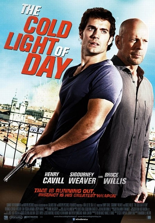 Средь бела дня / The Cold Light of Day (2012/HDRip) от Scarabey | Лицензия