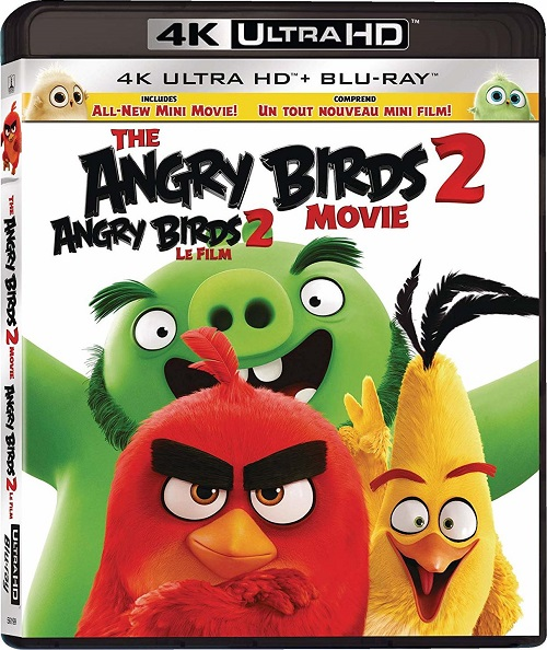 Angry Birds 2 в кино / The Angry Birds Movie 2 (2019) UHD BDRemux 2160p