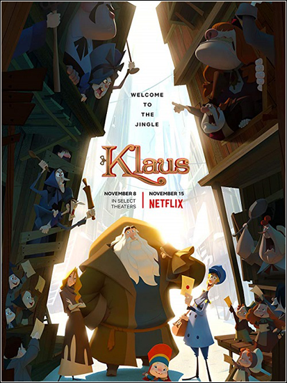 Клаус / Klaus (2019) WEB-DLRip