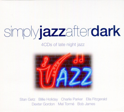 VA - Simply Jazz After Dark [Box Set, 4CD] (2014) MP3