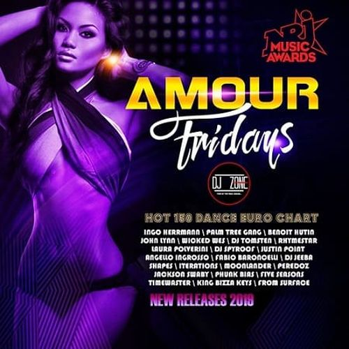 VA - Amour Fridays DJ Zone (2019) MP3