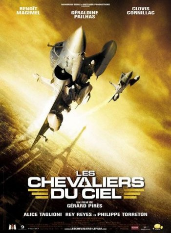 Рыцари неба / Les Chevaliers du Ciel / Sky Fighters (2005/BDRip)