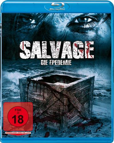 Контейнер / Salvage (2009/HDRip)
