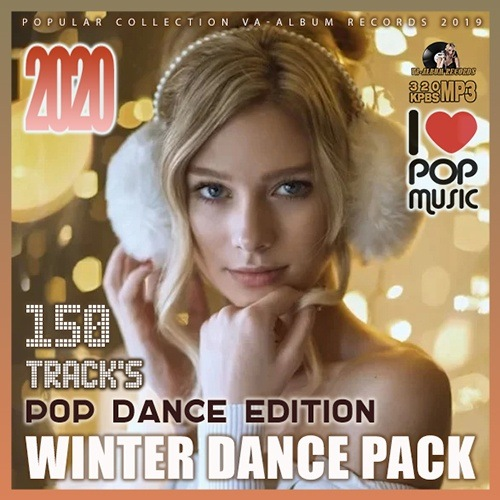 VA - Popular Winter Dance Pack (2019) MP3