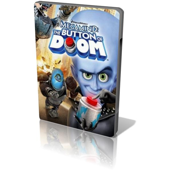 Мегамозг Кнопка Гибели / Megamind The Button of Doom (2011/HDRip)