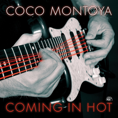 Coco Montoya - Coming In Hot (2019/MP3)
