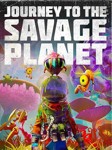 Journey to the Savage Planet (2020) PC | Лицензия