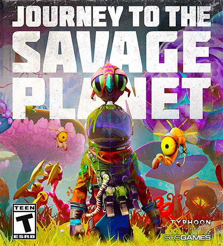 Journey to the Savage Planet (2020) PC | RePack от FitGirl