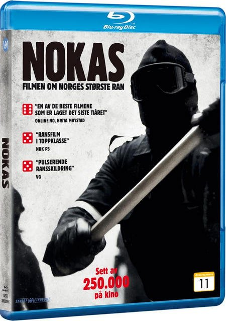 Oграбление / Nokas (2010/BDRip)