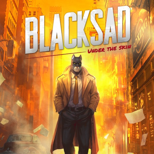 Blacksad Under the Skin [v 1.03] (2019) PC | Repack от xatab